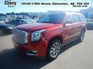 2015 GMC Yukon DENALI   Heated  Air Conditioned Seats-Camera-Ent