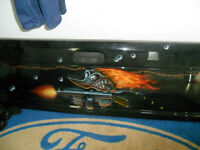 2001 / 1996 dodge tailgate custom paint