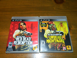 Red Dead Jeux PS3