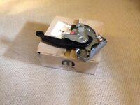 Original mopar e-brake pedal lever assembly & aftermarket cable