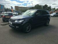 2015 Land Rover Range Rover Sport SDV6 Auto S-S HSE Dynamic,hot seats+steering w