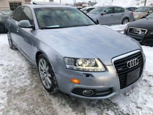 2010 Audi A6 3.0T Quattro Supercharged, FINANCEMENT MAISON