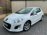 2013 PEUGEOT 308 ACTIVE 1.6HDI 90PS - 77K MILES - F.S.H - 6 MONTHS WARRANTY