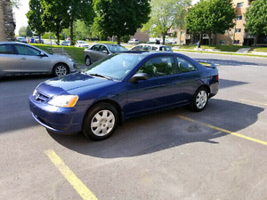 Honda Civic 2003 coupé aut 1400$