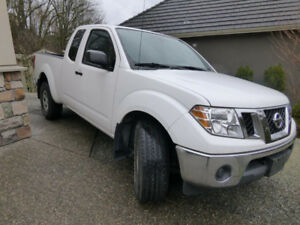 2011 Nissan Frontier 2wd   SV  Pickup Truck