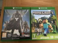 Xbox One games for sale