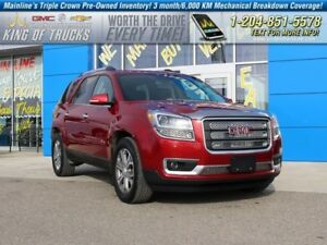 2013 GMC Acadia SLT1  Heated Seats I Power Liftgate
