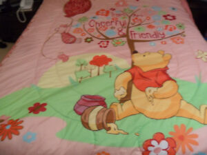 Literie Winnie lit simple