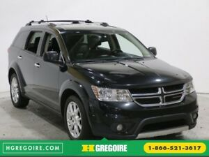 2013 Dodge Journey R/T AWD 7PASS MAGS CUIR A/C GR ELECT BLUETOOT