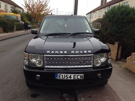 Land Rover Range Rover Vogue 2004 (STILL AVAILABLE)