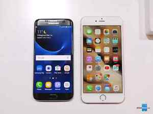 S7 Edge Trade For iPhone 6s Plus