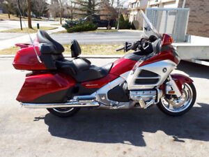 2012 HONDA GOLDWING 1800 MOTORCYCLE FOR SALE