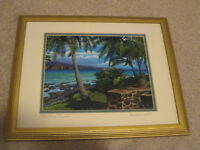 Pictures of Hawaii - Framed