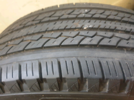 225 70 16 tyre Rapid ecosaver 7mm