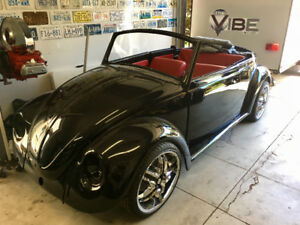 1967 VW BUG CONVERTIBLE