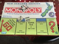 New Zealand edition Monopoly
