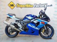 2005 55 SUZUKI GSXR600
