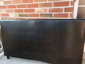 Leather headboard for sale