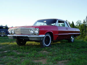 1963 Impala Coupe