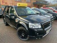 2008 Land Rover Freelander 2.2 TD4 HST 5d 159 BHP Estate Diesel Automatic