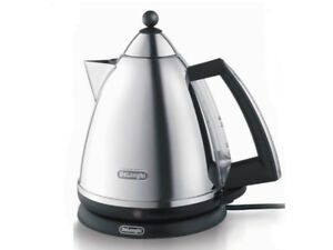 220V Delonghi Electric Kettle BRAND NEW, never used!