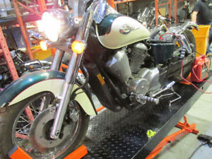 PIECES PARTS USAGÉE 1999 HONDA SHADOW 750 ACE VT750