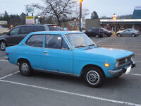1973 Datsun Other blue Coupe (2 door)
