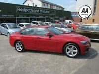 2014 BMW 3 Series 2.0 320D SE 4d 184 BHP Saloon Diesel Manual