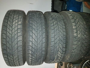 195 65 r15 winter tires with rims