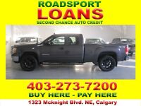 2011 GMC Sierra 1500 CALL DIRECT 403-536-6776 $29 DN APPROVED