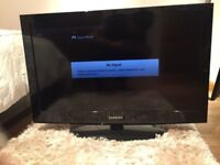 Samsung 32 inch HD Ready LCD TV - Excellent condition!