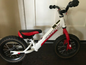 Balance bike like new