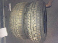 Bridgstone Winter Tires
