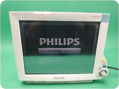 Philips Intellivue Mp70 M8007a Patient Monitor