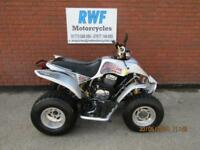 APACHE RLX 250 S QUAD, ROAD LEGAL. 2006, VGC, 9,253 MILES, 12 MONTHS MOT