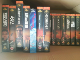 Star Wars Vhs Tapes Episodes 1 2 3 Revenge Of The Sith In York North Yorkshire Gumtree