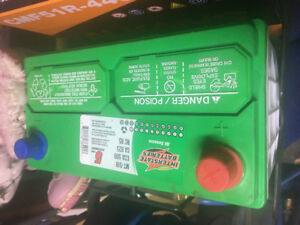 Interstate battery for honda 51R brand new