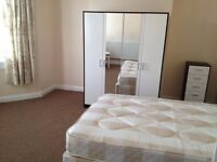 Newly decorated king size bedroom available