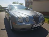 Jaguar S-Type D XS (grey) 2007