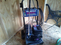Simonize 6.5 HP Pressure Washer