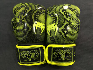 Venum Fusion 8 oz. Gloves for Boxing or Muay Thai !Brand New!