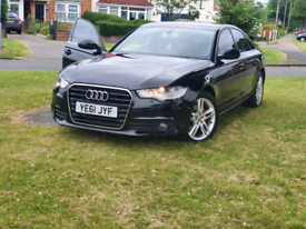 Audi a6 saloon with fsh and hpi clear