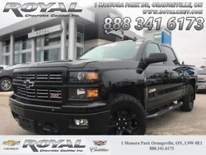2015 Chevrolet Silverado 1500 LTZ  - Leather Seats