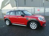 2017 MINI Countryman COOPER S ALL4 ESTATE 4X4 Auto Estate Petrol Automatic