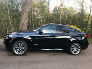 Fully Loaded BMW X6 2017 with M-Sport Package: 35000 kms