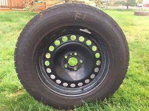 245/65/R17 Studded Goodyear Winter Tires & Rims St. John's Newfoundland image 5
