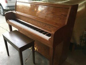 """Limited Offer On Refurbished 46""""Kawai Studio Piano.Check It Out"""