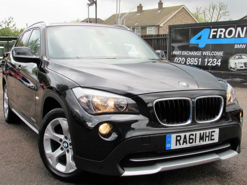 2012 BMW X1 XDRIVE 20D SE 6 SPEED MANUAL 4X4 DIESEL 4X4 DIESEL