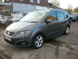 image for 2016 16 SEAT ALHAMBRA 2.0 TDI ECOMOTIVE SE LUX 5D 184 BHP DIESEL