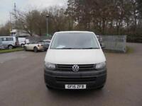 Volkswagen Transporter 2.0 Tdi 84Ps Startline Van DIESEL MANUAL WHITE (2015)